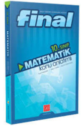 Final Yayınları - 10. Sınıf Matematik Konu Anlatımlı Final Yayınları