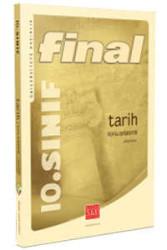 Final Yayınları - 10. Sınıf Tarih Konu Anlatımlı Final Yayınları