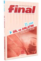Final Yayınları - 11. Sınıf Dil ve Anlatım Soru Bankası Final Yayınları