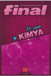 Final Yayınları - 11. Sınıf Kimya Konu Anlatımlı Final Yayınları