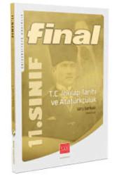 Final Yayınları - 11. Sınıf T.C. İnkılap Tarihi ve Atatürkçülük Soru Bankası Final Yayınları