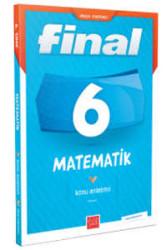 Final Yayınları - 6. Sınıf Matematik Konu Anlatımlı Final Yayınları