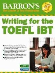 Barrons Educational Series - Barrons Writing for the TOEFL İBT