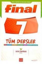 Final Yayınları - Final Yayınları 7. Sınıf Tüm Dersler Soru Bankası