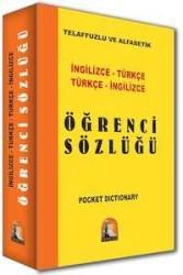 Kapadokya Yayınları - İngilizce Türkçe - Türkçe İngilizce Öğrenci Cep Sözlüğü