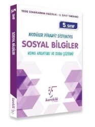Karekök Yayınları - Karekök Yayınları 5. Sınıf Sosyal Bilgiler Konu Anlatımı ve Soru Çözümü