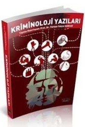 Savaş Yayınevi - Kriminoloji Yazıları Savaş Yayınları
