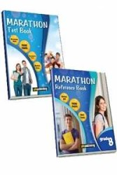 YDS Publishing - Marathon Grade 8 Reference Book Test Book Worksheets Wordbank