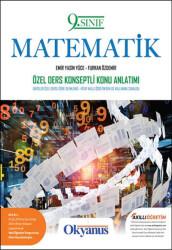 Okyanus Yayınları - Okyanus Yayınları 9. Sınıf Matematik Özel Ders Konseptli Konu Anlatımı