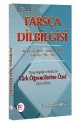 Pelikan Yayıncılık - Pelikan Yayıncılık Farsça Dilbilgisi Türkçe Karşılığı ve Telaffuz ile Türk Öğrencilerine Özel ( Orta Düzey )