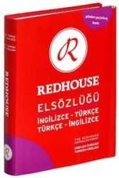 Redhouse Yayınevi - Redhouse Elsözlüğü - İngilizce-Türkçe / Türkçe-İngilizce