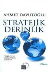 Küre Yayınları - Stratejik Derinlik - Ciltli