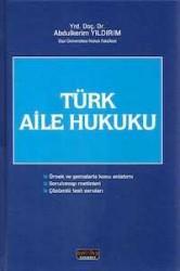 Savaş Yayınevi - Türk Aile Hukuku