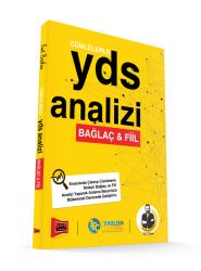 Yargı Yayınevi - Yargı Yayınları Cümlelerle YDS Analizi Bağlaç & Fiil
