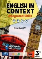 Yargı Yayınevi - Yargı Yayınları English in Context Integrated Skills 2016 3. Baskı