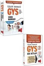 Yargı Yayınevi - Yargı Yayınları GYS İçişleri Bakanlığı Konu Özetli Soru Bankası 2`li Set
