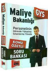 Yargı Yayınevi - Yargı Yayınları GYS Maliye Bakanlığı Konu Özetli Soru Bankası
