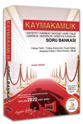Yargı Yayınevi - Yargı Yayınları Kaymakamlık Soru Bankası