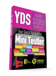 Yargı Yayınevi - Yargı Yayınları YDS Kamp Soru Bankası