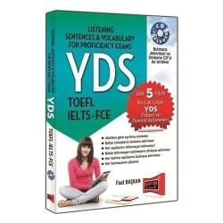 Yargı Yayınevi - Yargı Yayınları YDS TOEFL IELTS - FCE