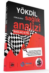 Yargı Yayınevi - Yargı Yayınları YÖKDİL Cümlelerle Sağlık Analizi Bağlaç Fiil