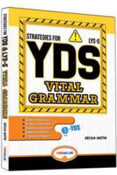 Yediiklim Yayınları - YDS Vital Grammar Yediiklim Yayınları
