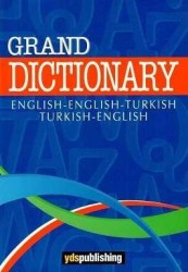 YDS Publishing - Ydspuplishing Yayınları GRAND DICTIONARY