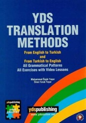 YDS Publishing - Ydspuplishing Yayınları YDS TRANSLATION METHODS
