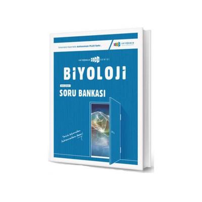 Antrenman Yayınları Plus Serisi Biyoloji Konu Özetli Soru Bankası