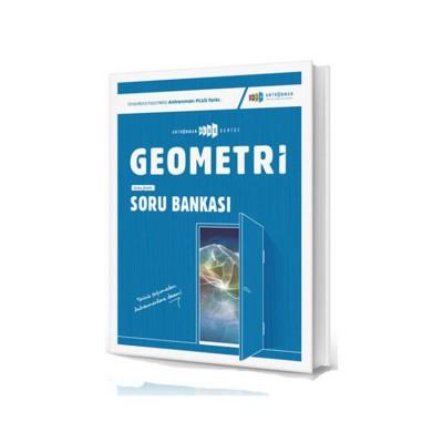Antrenman Yayınları Plus Serisi Geometri Konu Özetli Soru Bankası