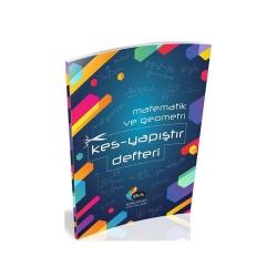 Barış Ayhan Yayınları - Barış Ayhan Yayınları YKS 1. Oturum TYT Matematik Geometri Kes Yapıştır Defteri