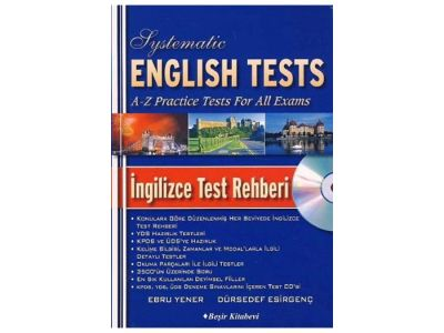 Beşir Kitabevi Systematic English Test (İngilizce Test Rehberi)