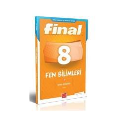 Final Yayınları - Final Yayınları 8. Sınıf Fen Bilimleri Konu Anlatımlı