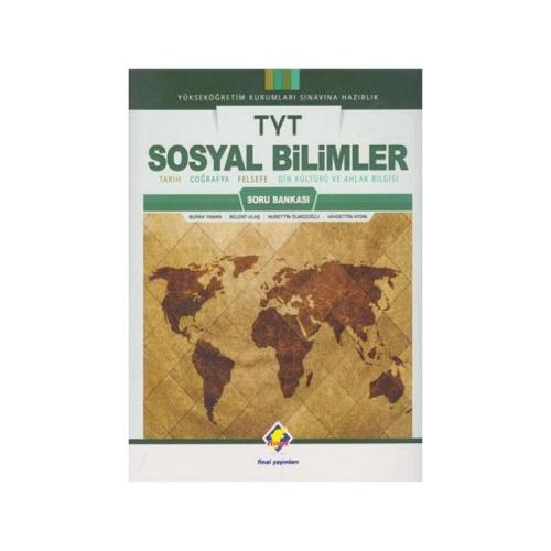 Final Yayınları YKS TYT Sosyal Bilimler Soru Bankası