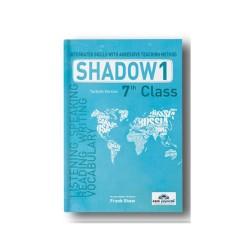 İrem Yayıncılık - İrem Yayıncılık 7 th Class Shadow 1 Integrated Skills With Agressive Teaching Method
