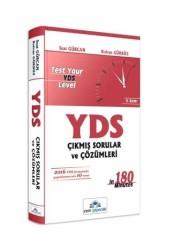 İrem Yayıncılık - İrem Yayınları YDS Çıkmış Sorular ve Çözümleri