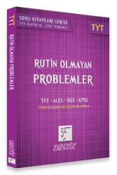 Karekök Yayınları - Karekök Yayınları YKS TYT Rutin Olmayan Problemler