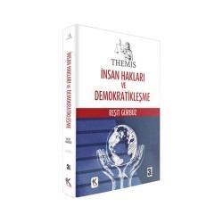 Kuram Kitap - Kuram Kitap THEMIS İnsan Hakları ve Demokratikleşme
