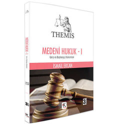 Kuram Kitap - Kuram Kitap THEMIS Medeni Hukuk I