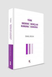 Kuram Kitap - Kuram Kitap Türk Medeni Kanunu ve Borçlar Kanunu Cep Boy