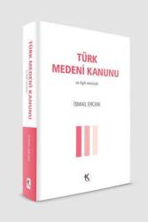 Kuram Kitap - Kuram Kitap Türk Medeni Kanunu ve İlgili Mevzuat Cep Boy