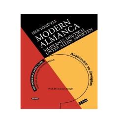 Kurmay Yayınevi - Kurmay Yayınları Her Yönüyle Modern Almanca