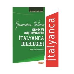 Kurmay Yayınevi - Kurmay Yayınları Örnek ve Alıştırmalarla İtalyanca Dilbilgisi