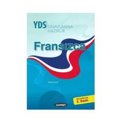 Kurmay Yayınevi - Kurmay Yayınları YDS Sınavlarına Hazırlık Fransızca