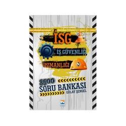 Nisan Kitabevi - Nisan Kitabevi İSG İş Güvenliği Sınavlarına Hazırlık Soru Bankası 3500 Soru Cevap