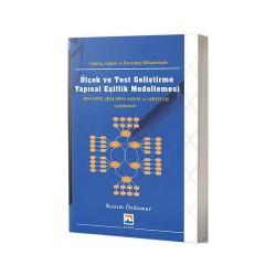 Nisan Kitabevi - Nisan Kitabevi Ölçek ve Test Geliştirme - Yapısal Eşitlik Modellemesi