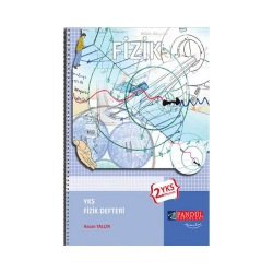 Pandül Yayınları - Pandül Yayınları YKS 2. Oturum Fizik Defteri