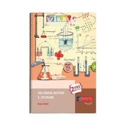Pandül Yayınları - Pandül Yayınları YKS 2. Oturum Kimya Defteri