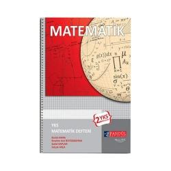 Pandül Yayınları - Pandül Yayınları YKS 2. Oturum Matematik Defteri