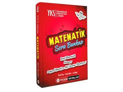 Pegem Yayınları YKS 1. Oturum TYT Matematik Soru Bankası